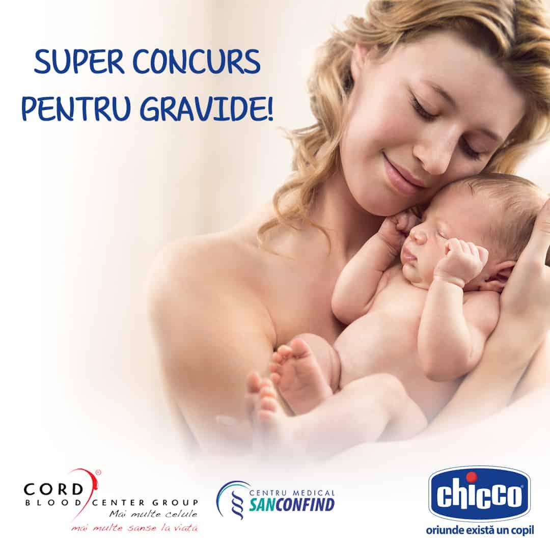 Super concurs pentru gravide