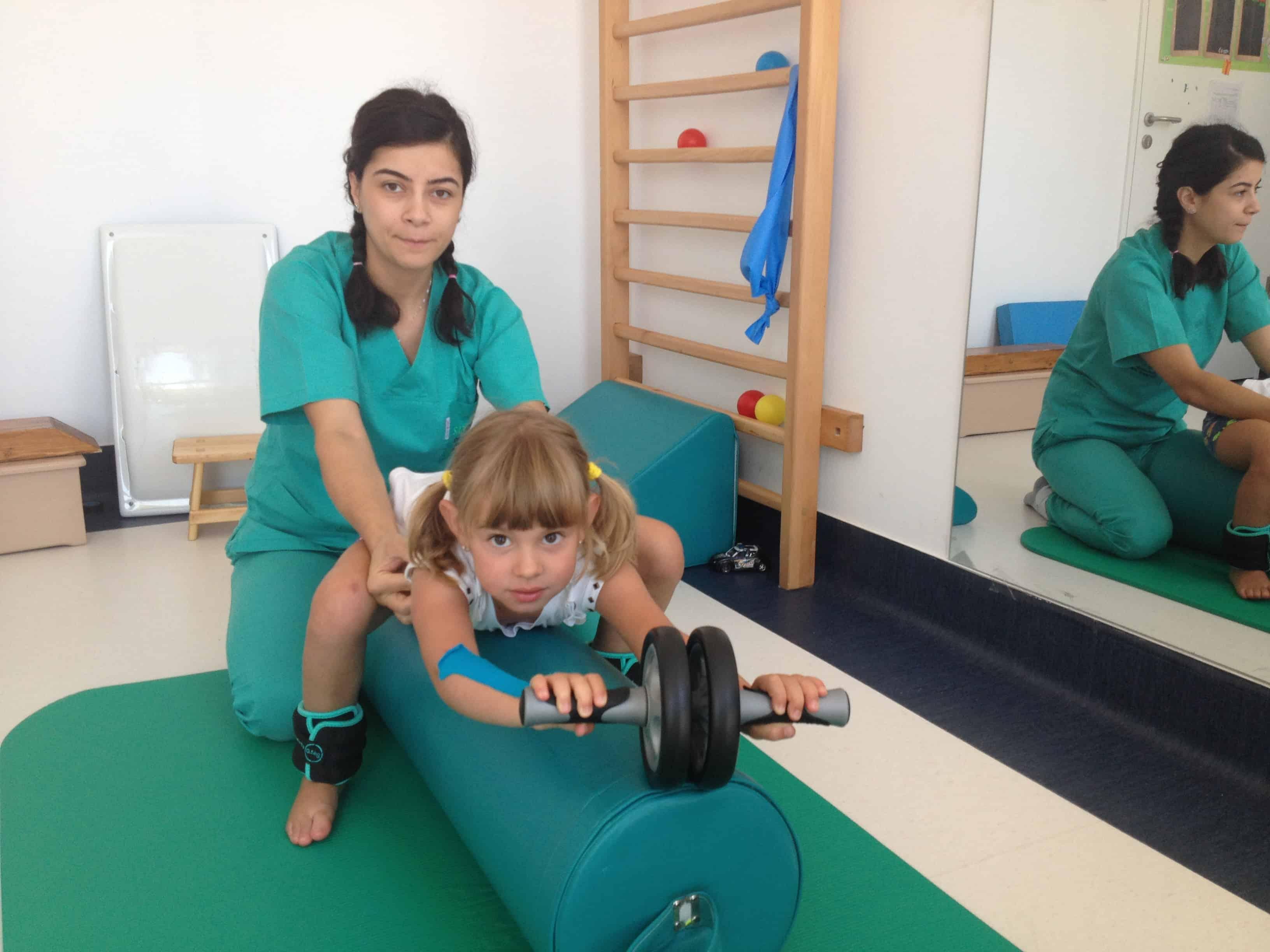 Recuperare Pediatrica
