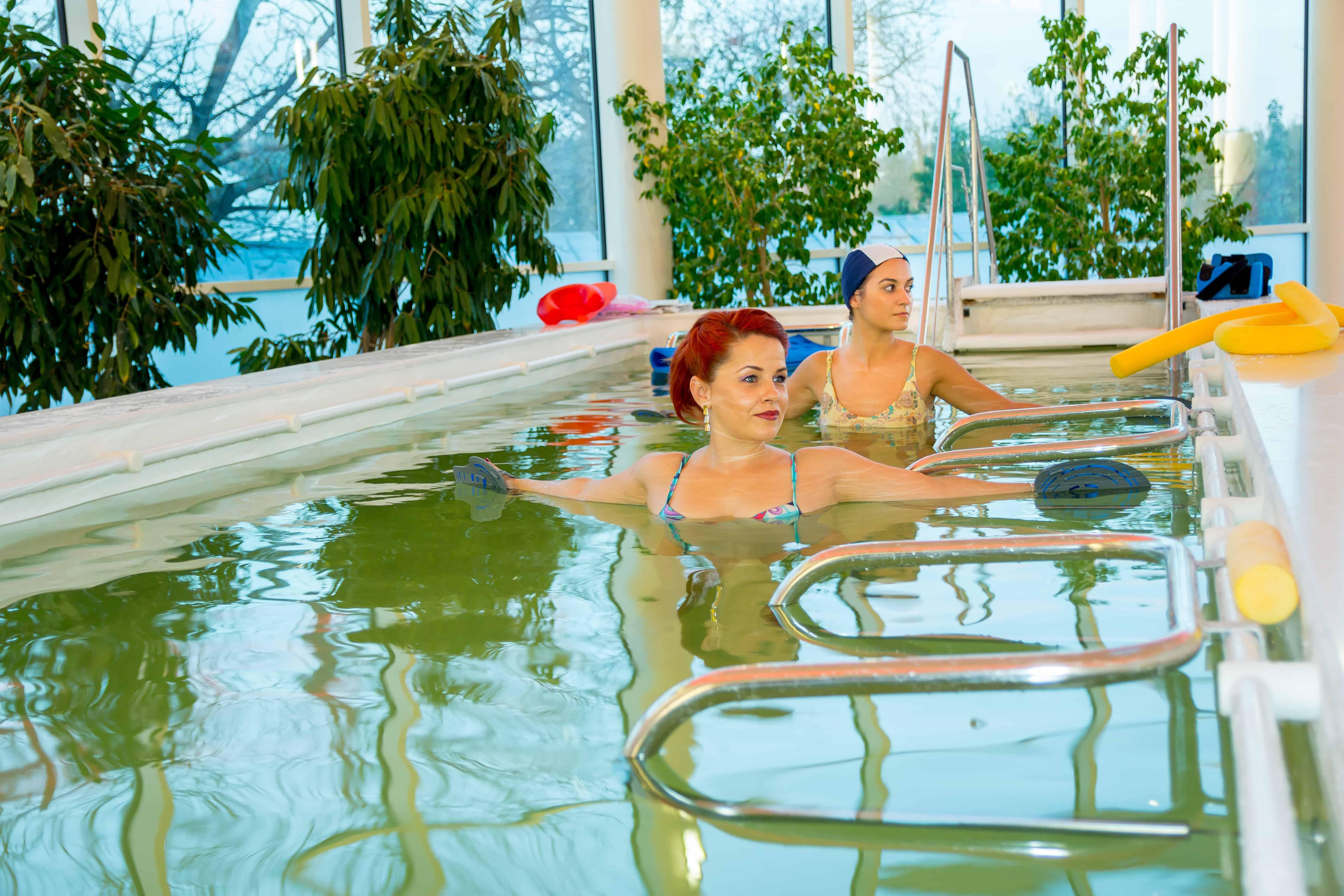 La Centrul Medical SanConfind, hidroterapie modernă pentru relaxarea și tonifierea organismului