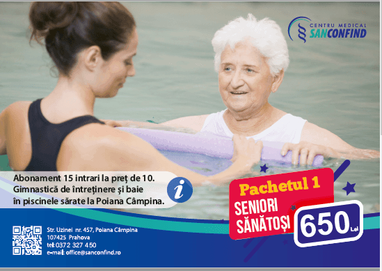 O noutate de oferta pentru seniori